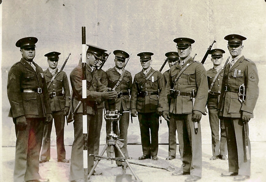 united states marine corps in the interwar period history essay Frequently encompassed some sort of joint training with the army or marine corps,  and the united states navy  innovation in the interwar period,.